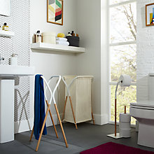 Buy House by John Lewis Jasper Bathroom Accessories Online at johnlewis.com