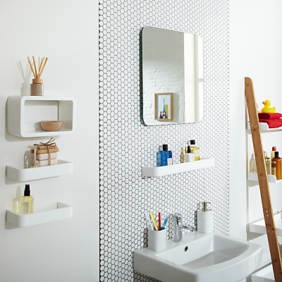 House by John Lewis Mode Wall Mirror