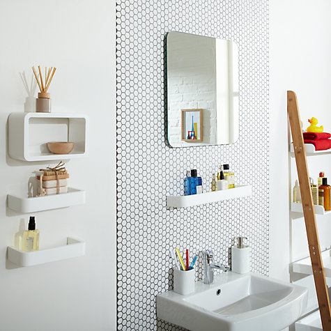 Buy House by John Lewis Mode Bathroom Fitting Range Online at johnlewis.com