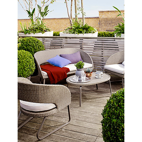 Buy john lewis corsica outdoor furniture john lewis for Furniture john lewis