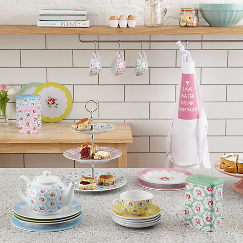 Buy Cath Kidston Cake Stand, Provence Rose Online at johnlewis.com