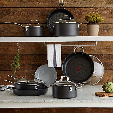Buy Jamie Oliver by Tefal Hard Anodised Frying Pan Online at johnlewis.com