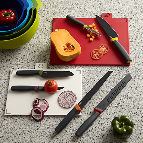 Buy Joseph Joseph Elevate Serrated Knife, 12cm Online at johnlewis.com