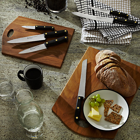 Buy John Lewis Classic Bread Knife, 23cm Online at johnlewis.com
