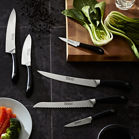 Buy Robert Welch Signature Flexible Slicing Knife, 30cm Online at johnlewis.com