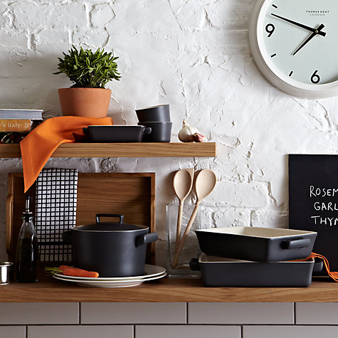 Buy House by John Lewis Ceramic Casseroles, Steel Online at johnlewis.com