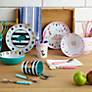 Buy little home at John Lewis Children's Cutlery, Pink Spots Online at johnlewis.com