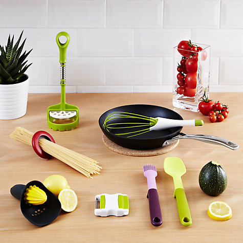 Buy Joseph Joseph Elevate Basting Brush, Aubergine Online at johnlewis.com
