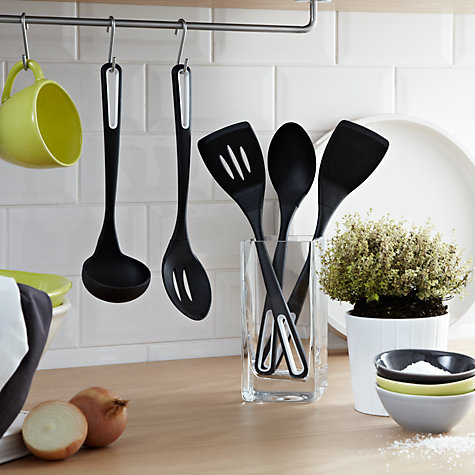 Buy House by John Lewis Slotted Spoon Online at johnlewis.com
