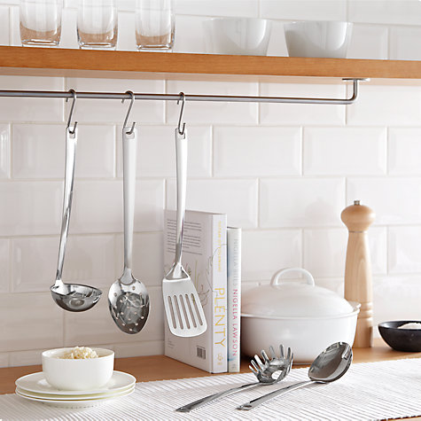 Buy House by John Lewis Straining Spoon Online at johnlewis.com