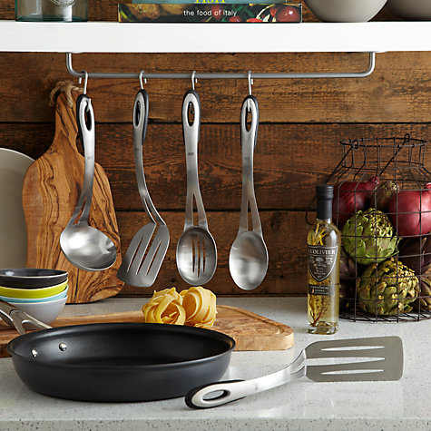 Buy Jamie Oliver Solid Spoon Online at johnlewis.com