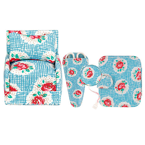 Buy Cath Kidston Lattice Rose Crafting Range Online at johnlewis.com