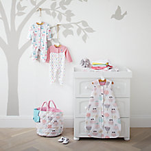 Buy John Lewis Contemporary Floral Babywear & Nursery Collection Online at johnlewis.com