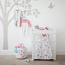 John Lewis Contemporary Floral Babywear & Nursery Collection