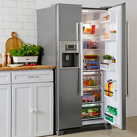 Buy Bosch Kan58a45g American Style Fridge Freezer