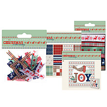 Buy Docrafts Papermania Christmas in the Country Range Online at johnlewis.com