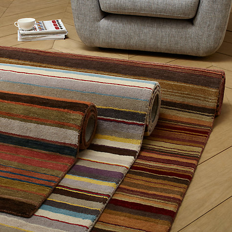 Buy John Lewis Multi Stripe Rugs Online at johnlewis.com