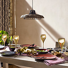 Buy John Lewis Fusion Kainoosh Tableware Range Online at johnlewis.com