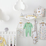 Babywear & Nursery Co-ordinated Collections