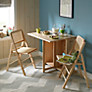 Buy John Lewis Barker 4 Seater Gateleg Dining Table Online at johnlewis.com