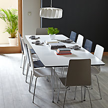 House by John Lewis Jasper Table and Chairs Range