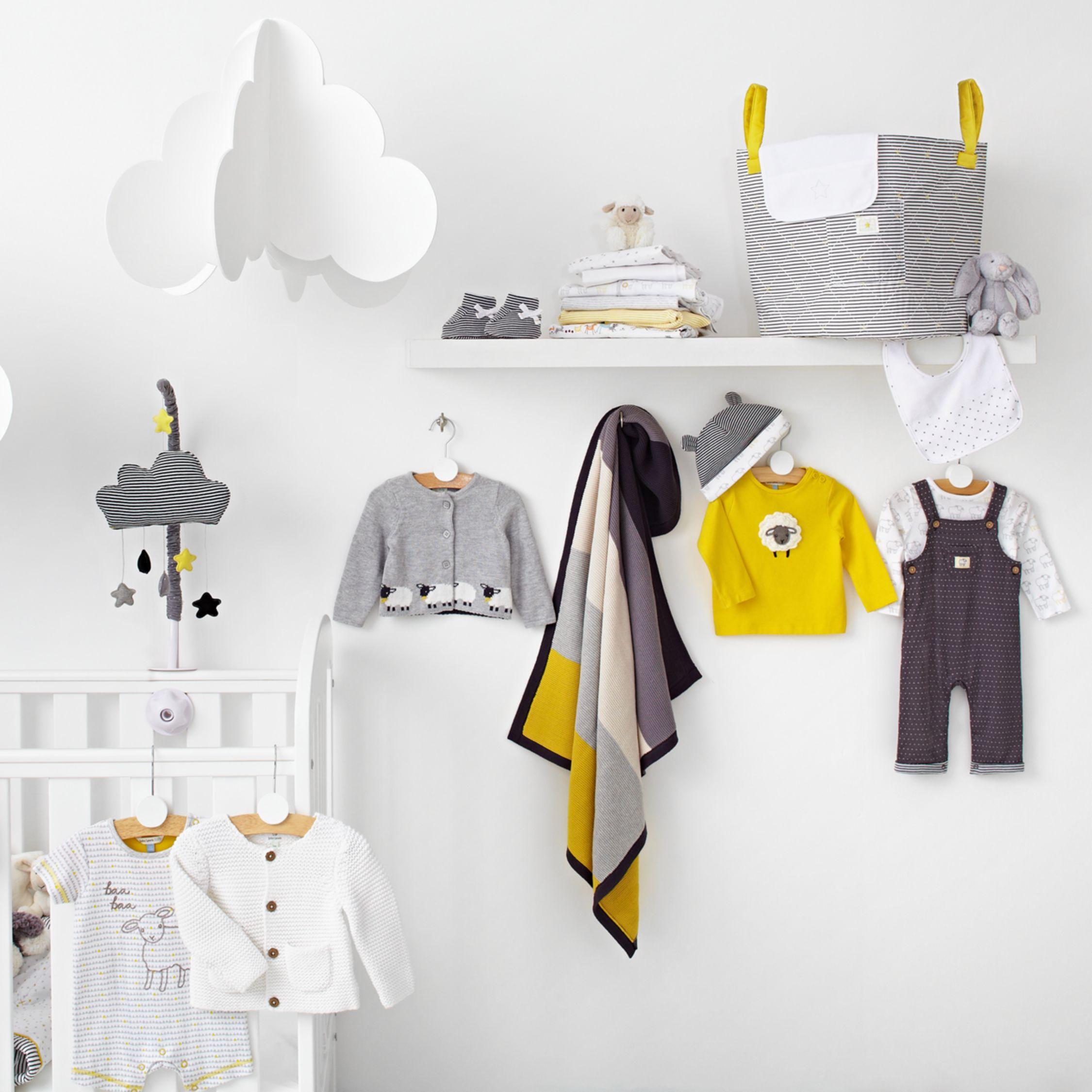 Sheep Babywear & Nursery Range