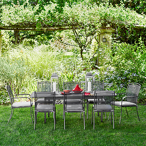 Buy John Lewis Henley by KETTLER Outdoor Straight Side Chair Online at johnlewis.com