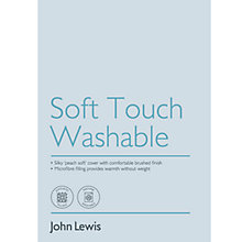 Buy John Lewis Soft Touch Washable Bedding Online at johnlewis.com