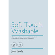 John Lewis Soft Touch Washable Bedding