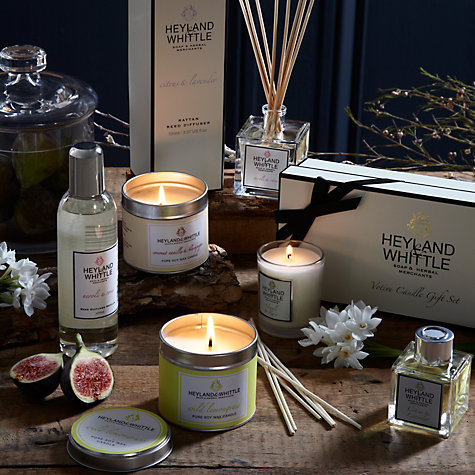 Buy Heyland & Whittle Neroli & Rose Diffuser Online at johnlewis.com