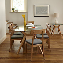 Buy John Lewis Akemi Dining Funiture Range Online at johnlewis.com