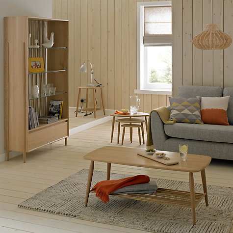 Buy ercol for John Lewis Chiltern Coffee Table, Oak Online at johnlewis.com
