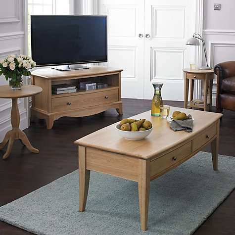 "Buy John Lewis Claremont Corner Entertainment Unit for TVs up to 37"" Online at johnlewis.com"