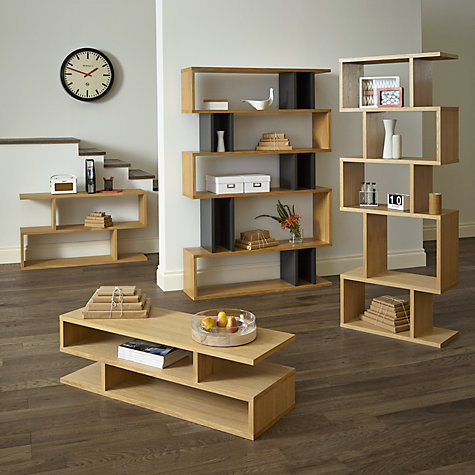 Buy Content by Conran Counterbalance Alcove Shelving Online at johnlewis.com