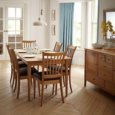 Buy John Lewis Essence 6-10 Seater Extending Dining Table Online at johnlewis.com