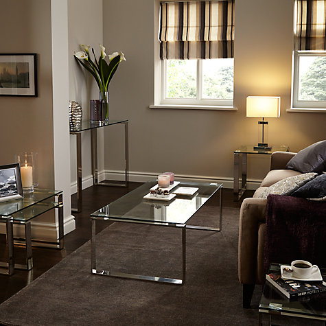 Buy John Lewis Frost Lamp Table Online at johnlewis.com