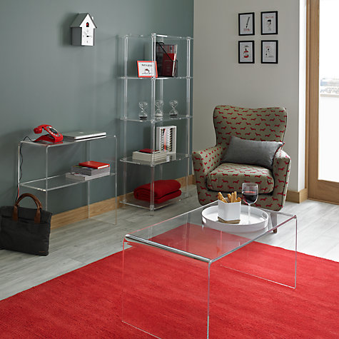 Buy John Lewis Ice Acrylic Furniture Online at johnlewis.com