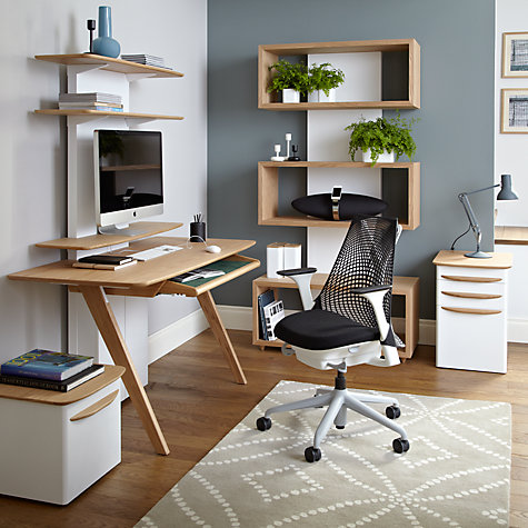 Buy Herman Miller SAYL Office Chair Online at johnlewis.com