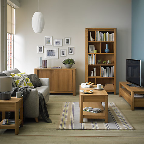 Buy John Lewis Seymour Coffee Table with 2 Drawers Online at johnlewis.com
