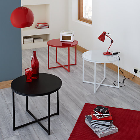 Buy House by John Lewis Skip Round Side Table Online at johnlewis.com
