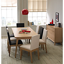 House by John Lewis Stride Dining Room Furniture