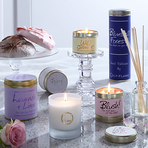 Buy Lily-Flame Fairy Dust Scented Candle Tin Online at johnlewis.com