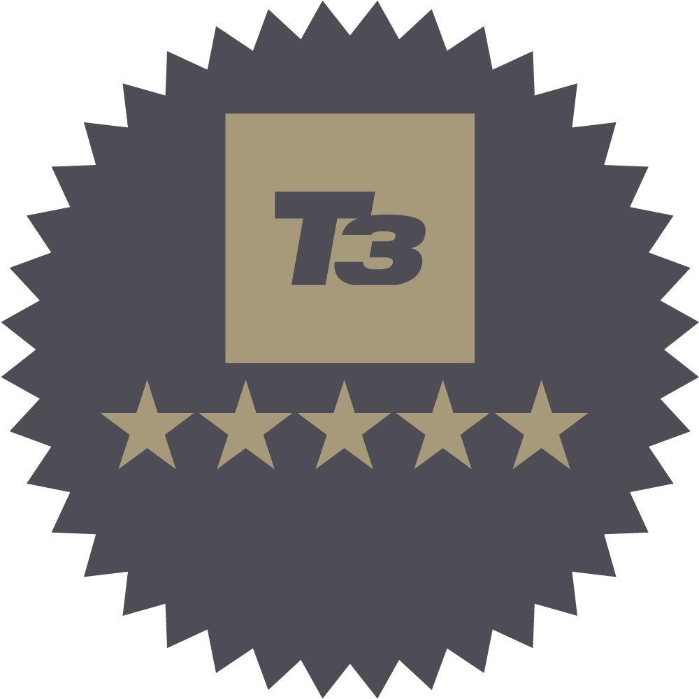 T3 5 Stars