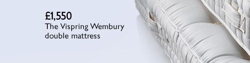 The Vispring Wembury double mattress