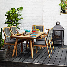 Buy John Lewis Fusion Javi Outdoor Furniture Online at johnlewis.com