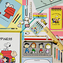 Buy Vintage Peanuts Stationery Collection Online at johnlewis.com