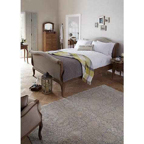 Buy john lewis etienne sleigh bed frame king size john for Bedroom furniture john lewis