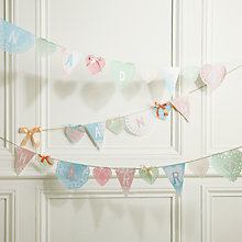 Buy How to make doiley bunting Online at johnlewis.com