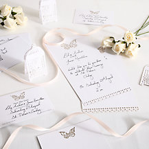 Print or write your own invitations