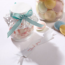 Buy How to make jam jar favours Online at johnlewis.com
